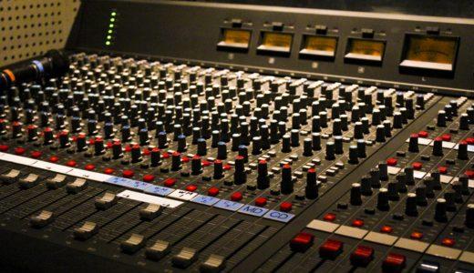 宴会場の音響設備改修
