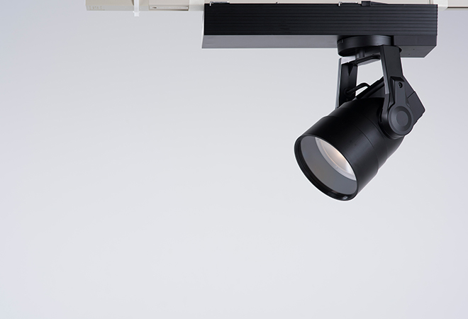 スポットライトMS-V2黒