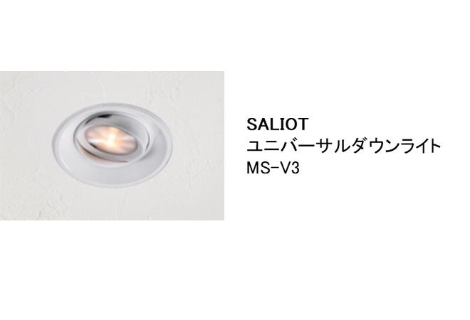 SALIOT  ユニバーサルダウンライト MS-V3