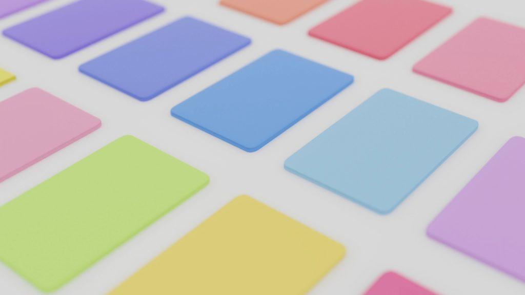 ビジネスと色彩の関係性