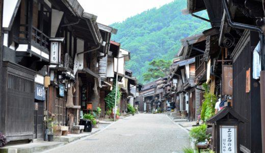 導入事例|奈良井宿~観光動画制作裏話~