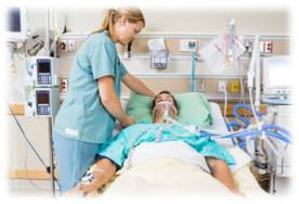 感染症・重篤入院患者さんのケア