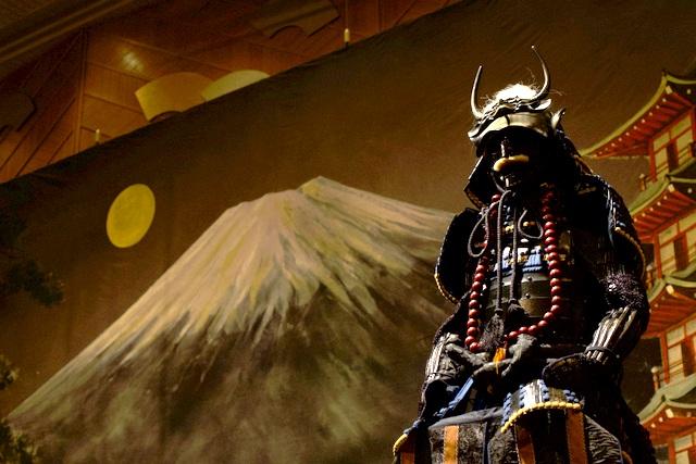 兜と富士山