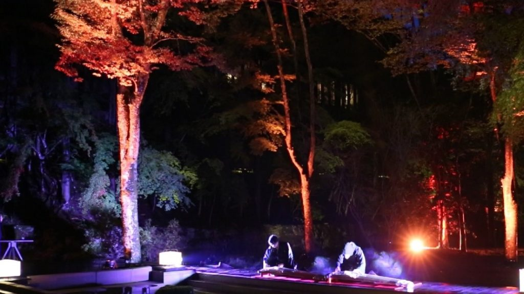京都の内覧会