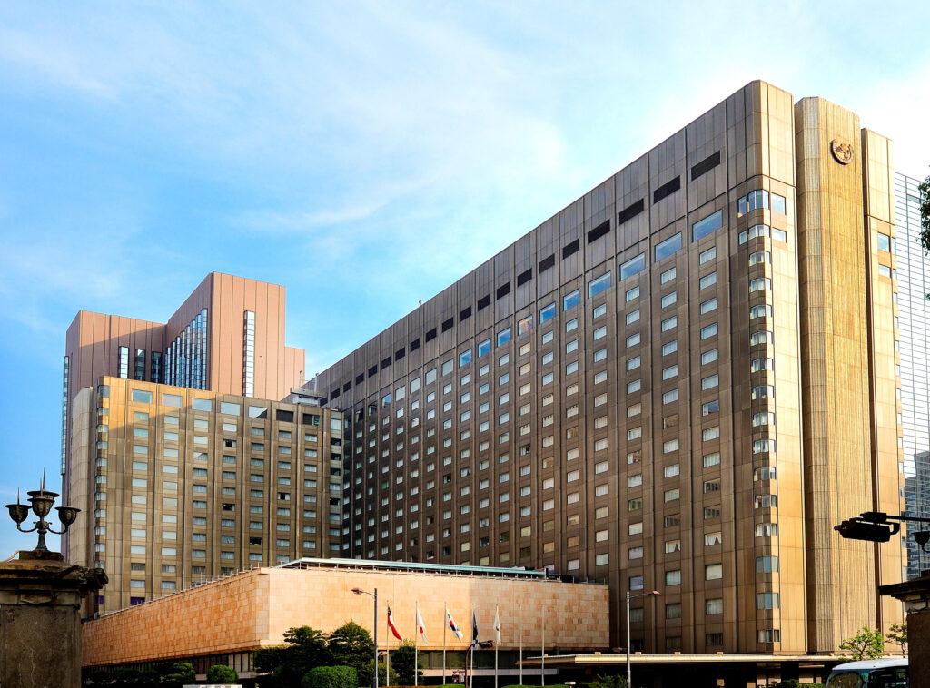 帝国ホテル東京 外観