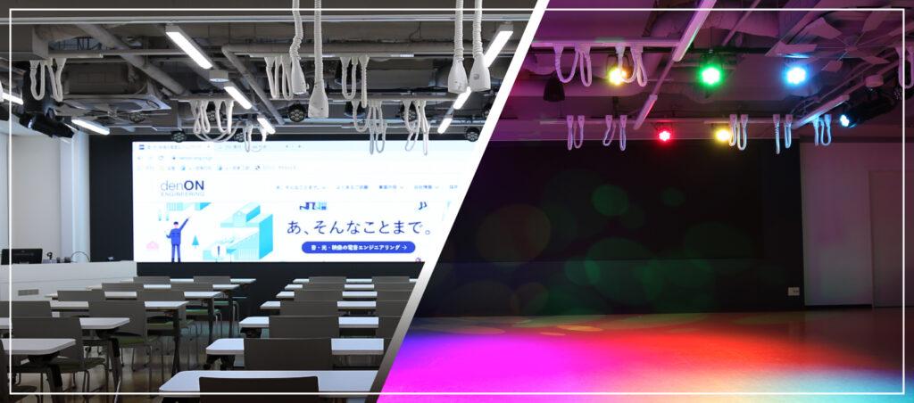 京都医健専門学校様 教室LED