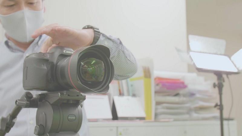 動画制作 撮影